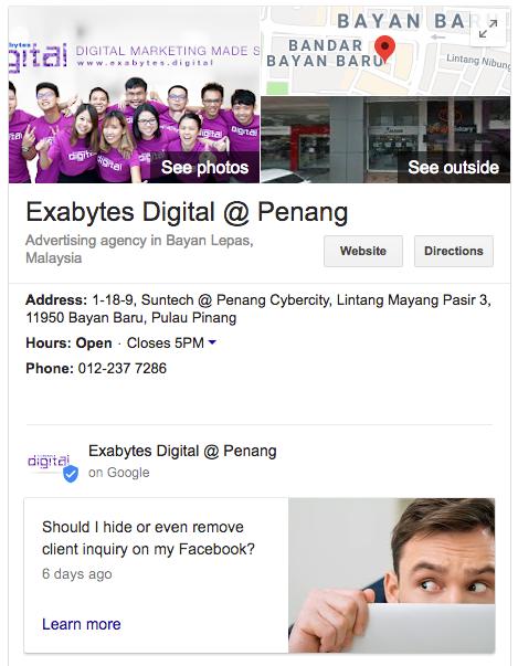 Exabytes Digital Penang