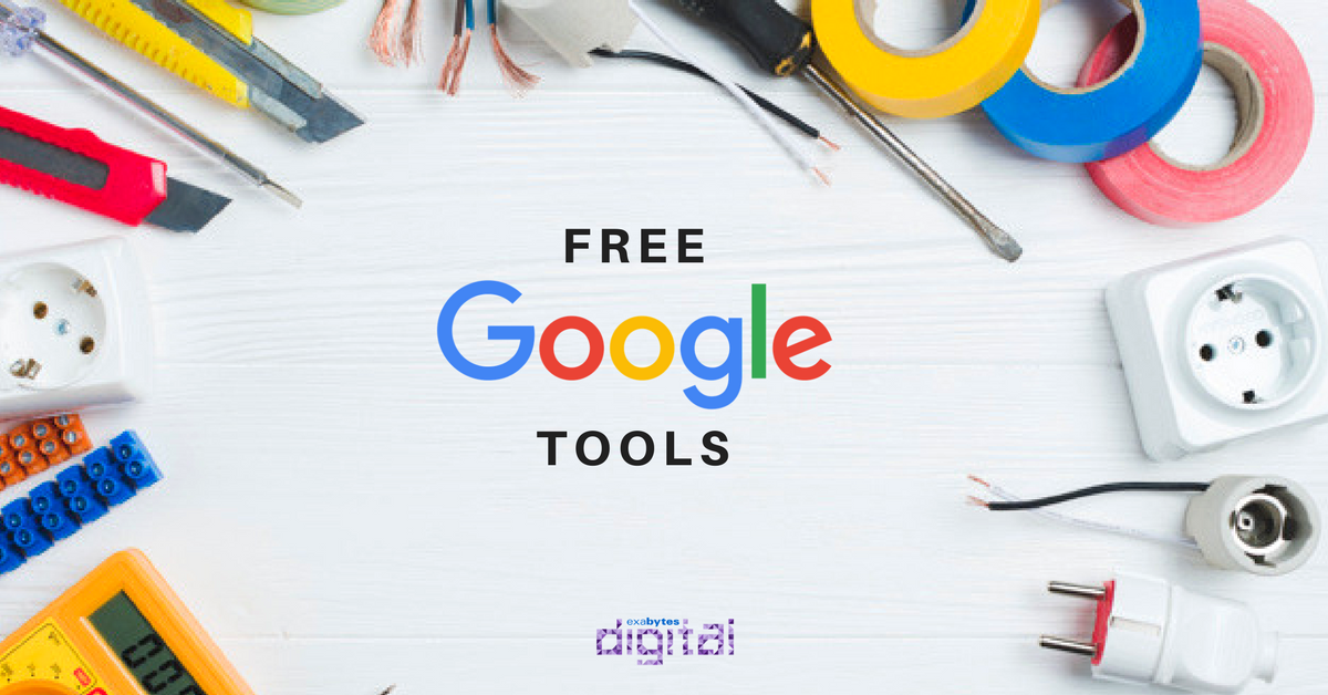 10 Must-Have FREE Google Tools for Websites in 2019