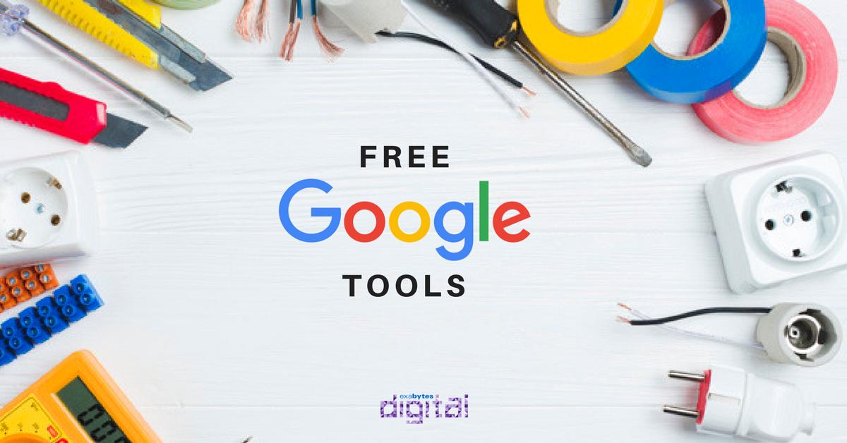 Free Google Tool