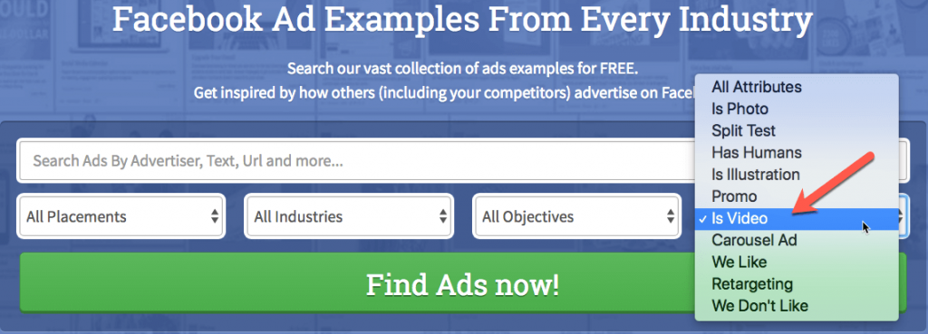 Learn From 123,599 Facebook Ad Examples for Free - Exabytes Digital