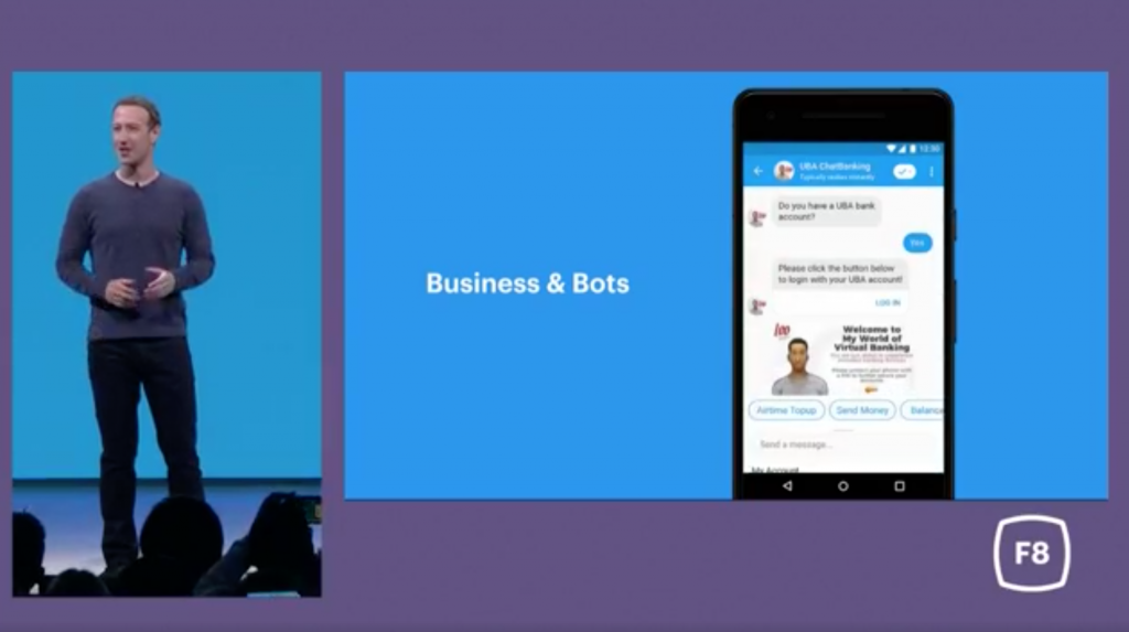 Facebook Messenger Business & Bots