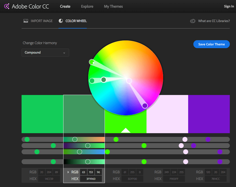adobe colour cc