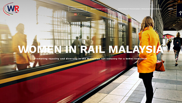 Women Rail Malaysia