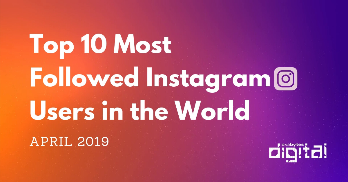 who is the most followed person on instagram 2018