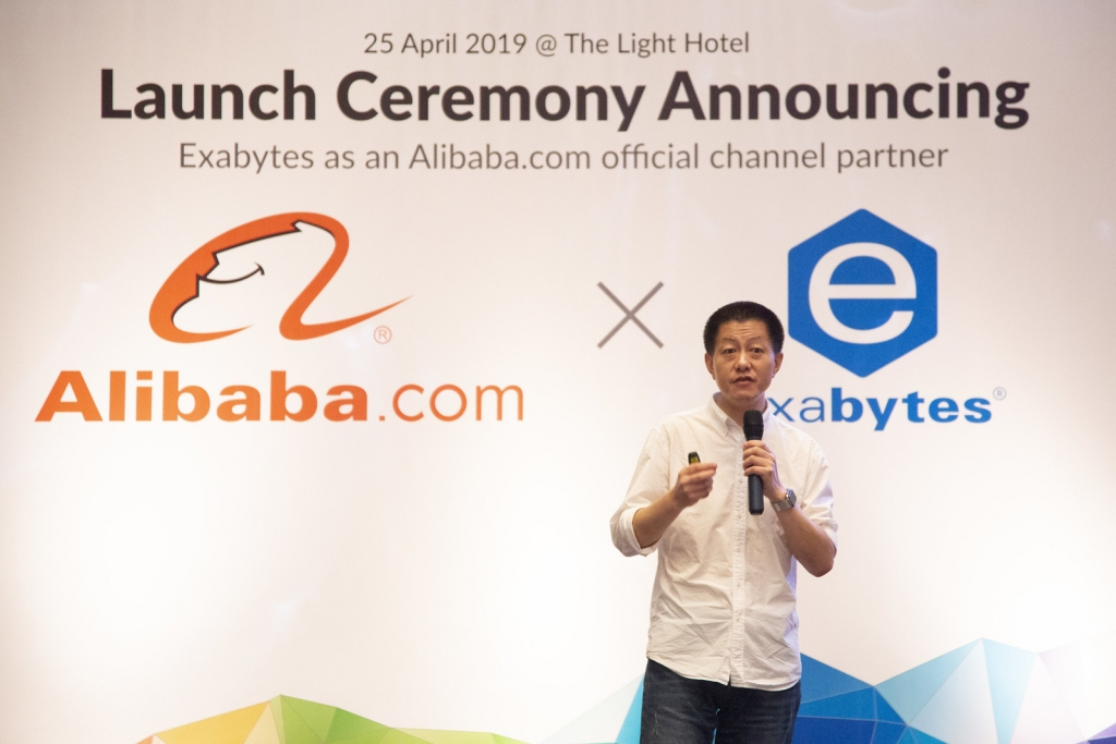 Steven Zheng from Aliababa Business School