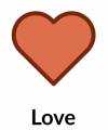 LinkedIn Love Reactions