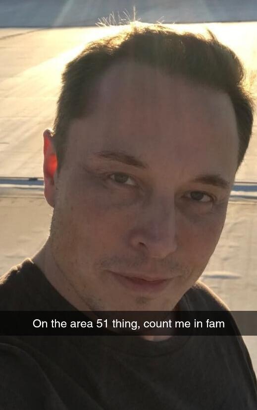elon musk joining area 51 raid