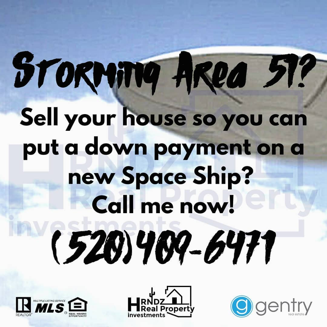 Stroming area 51 ads