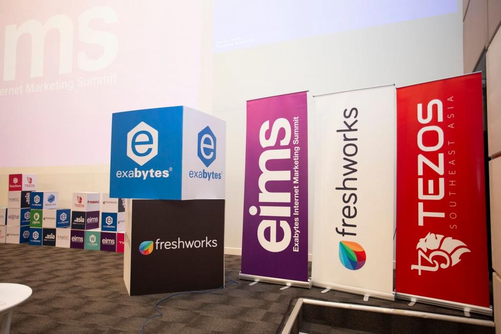 EIMS 2019 partners & sponsors
