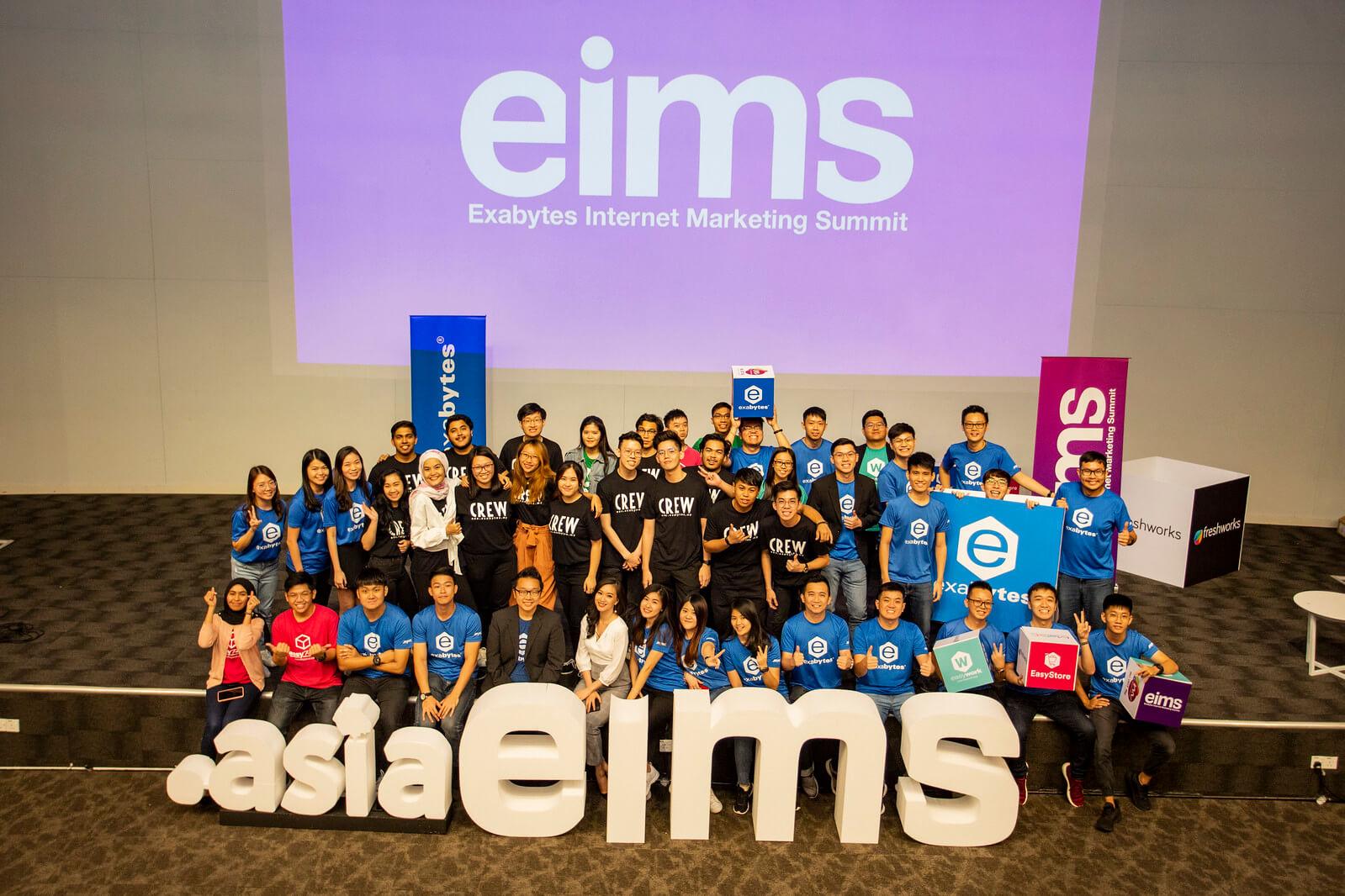 EIMS 2019 Exabytes
