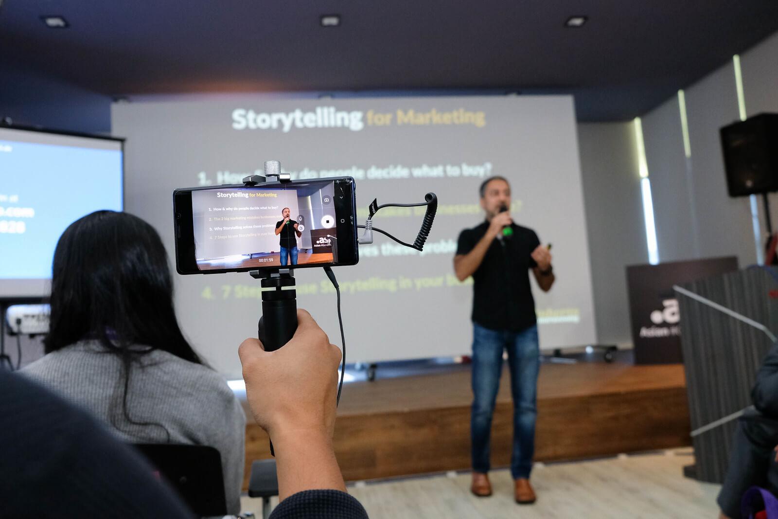 EIMS 2019 Storytelling for marketing
