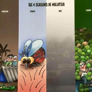 4 seasons on malaysia