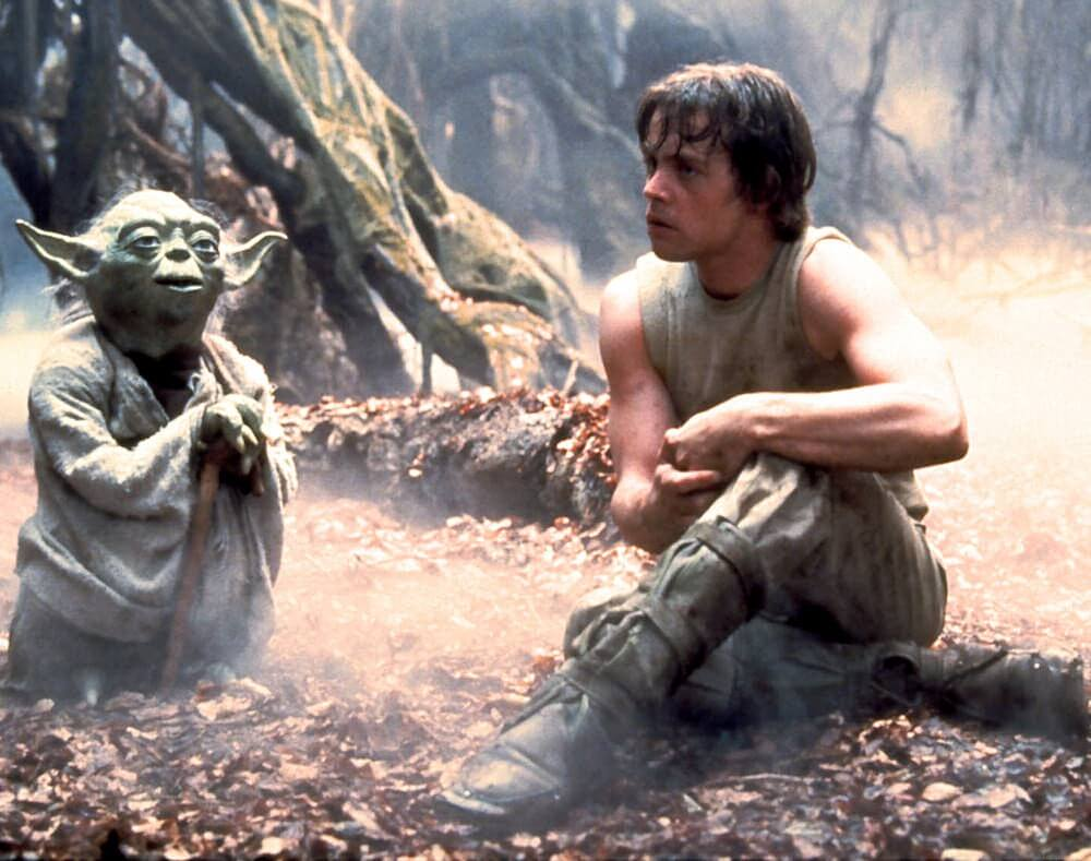 storytelling in marketing yoda and luke skywalker