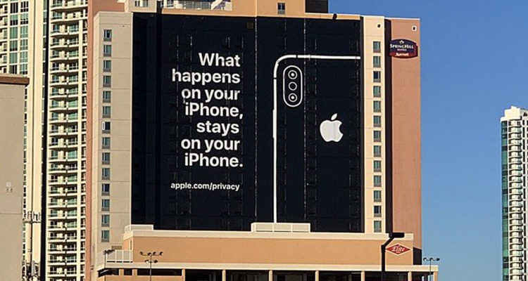 storytelling in marketing Apple Ad