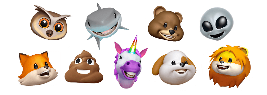iPhone & Apple Animoji