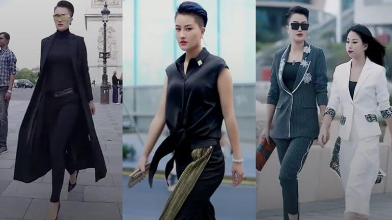 Tik Tok Loora Wang China Designer