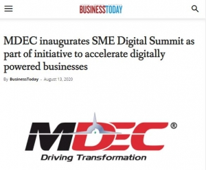 Business Today on SME Digital Summit
