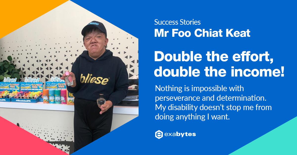 success story by foo chiat keat