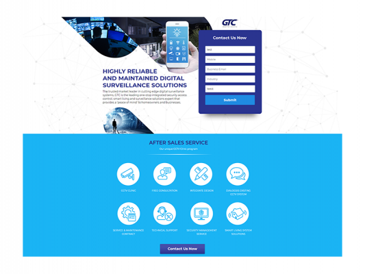 Web Design - GTC